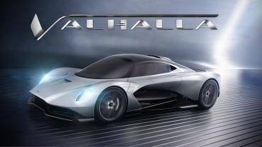 Aston Martin AM-RB 003 named Valhalla