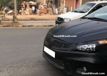 Maruti Suzuki Ciaz facelift caught testing