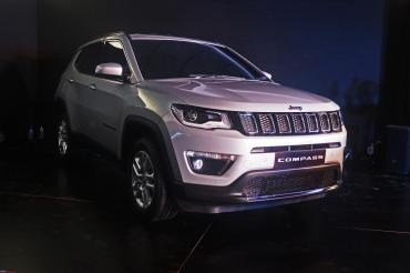 Production of the Jeep Compass Petrol AT begins