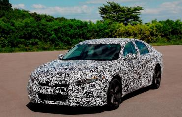 10th-gen Honda Accord teased, to be unveiled later this year