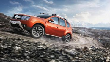 Renault Duster prices slashed by upto 1 lakh rupees