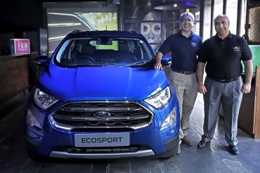 Ford EcoSport facelift launched at Rs. 7.31 lakh