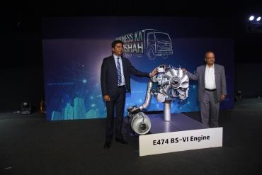 BS-VI compliant Eicher Pro 2000 series launched