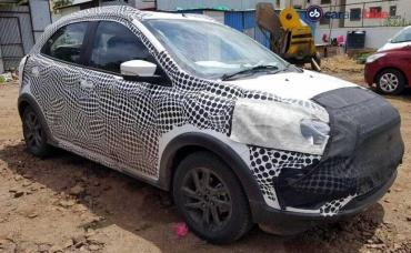 Ford to debut Dragon 1.2L petrol engine on Figo crossover