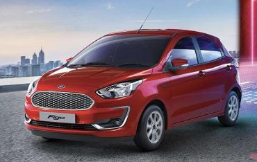 Ford Figo prices revised; top variants now cheaper
