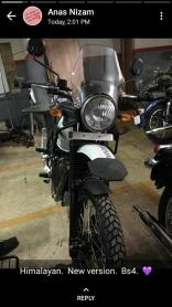 Rumour: Royal Enfield Himalayan BS-IV launch in mid-August