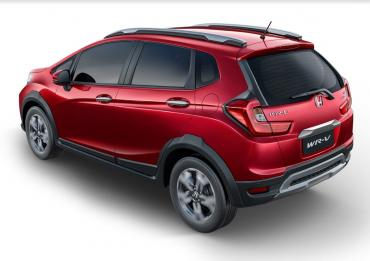 Honda WR-V diesel V MT variant launched at Rs. 9.95 lakh
