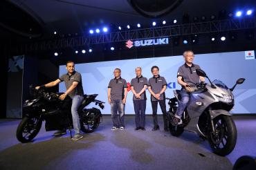 Suzuki launches Gixxer SF facelift and SF 250