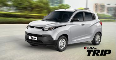 Mahindra KUV100 Trip launched at Rs. 5.16 lakh