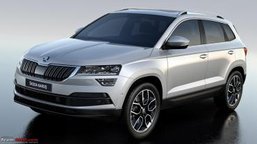 Skoda Karoq launch in H1-2020; mid-size SUV by mid-2021