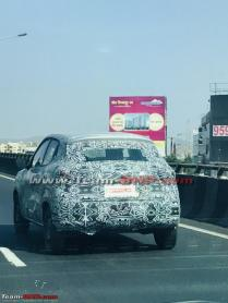 Scoop! Lower variant of Renault Kwid facelift spotted