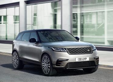 Range Rover Velar launched at Rs. 78.83 lakh