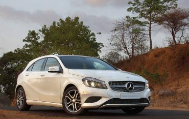 Mercedes Benz A-Class & B-Class CKD assembly in 2014?
