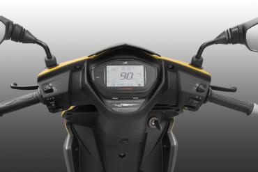 TVS Ntorq 125 cc scooter launched at Rs. 58,750