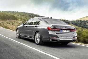 BMW 7-Series facelift unveiled