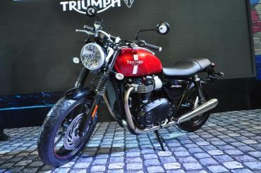 triumph bonneville street twin mumbai price: rs. 7.22 lakh | team-bhp