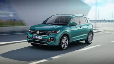 Polo-based Volkswagen T-Cross compact SUV unveiled