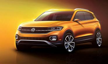 VW T-Cross confirmed for India