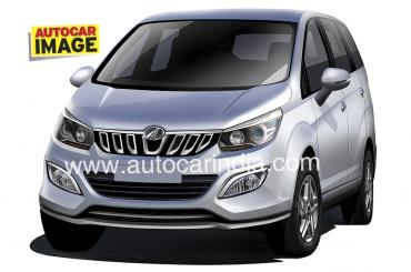 Rumour: Mahindra U321 MPV to be launched in Q1 2018