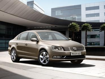 Volkswagen drops Passat from India line-up