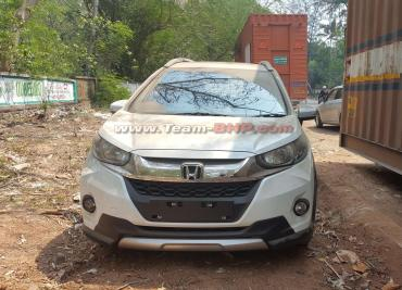 Pics: Honda WR-V being shipped to dealerships