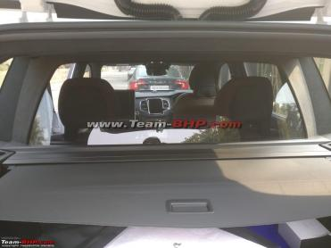 Scoop! 3-Seater Volvo XC90 Excellence spotted in India
