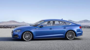 Second-Gen Audi A5 Sportback unveiled