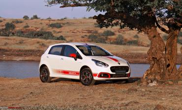 Scoop! Production of Abarth Punto resumes