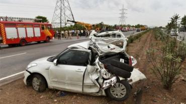 Fewer road accidents in 2018, but fatalities up