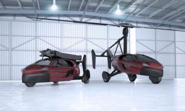 PAL-V Liberty becomes world's first flying car to go on sale