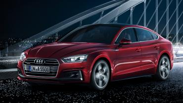 Audi A5 Sportback, A5 Cabriolet and S5 Sportback launched