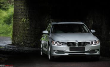bmw 3 series facelift reveal on may 7 team bhp. Black Bedroom Furniture Sets. Home Design Ideas