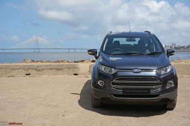 Ford Ecosportsel Recall Likely In India Edit Inside