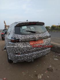 Production-ready Tata Gravitas spotted