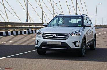 hyundai creta gets android auto apple carplay mirrorlink team bhp. Black Bedroom Furniture Sets. Home Design Ideas