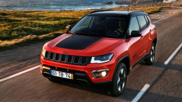 Jeep Compass Trailhawk: Production test run begins