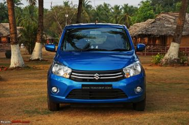 Rumour: Maruti Celerio facelift in the pipeline