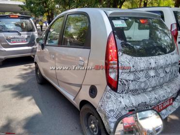 Tata Motors Opens Bookings For Genx Nano Team Bhp