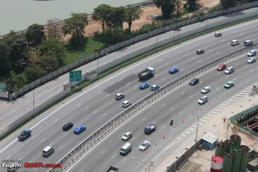 Singapore to cap total number of vehicles on the streets
