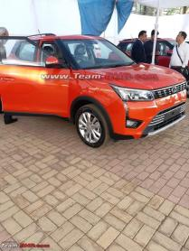 Pics: XUV300 in all variants & shades
