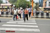 Safety as a Pedestrian