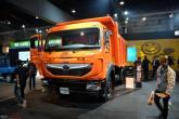 Tata CVs at the Auto Expo 2016