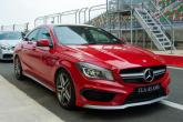 Driven: Mercedes CLA 45 AMG @ Buddh