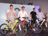 Bhai launches e-bicycles