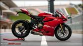 India's 1st Ducati Panigale 1199R!