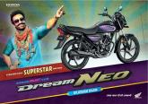 Honda Dream Neo at Rs 43,150