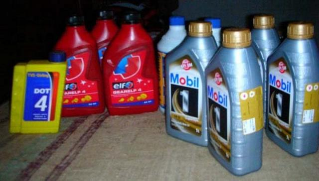 Synthetic oil vs Mineral oil