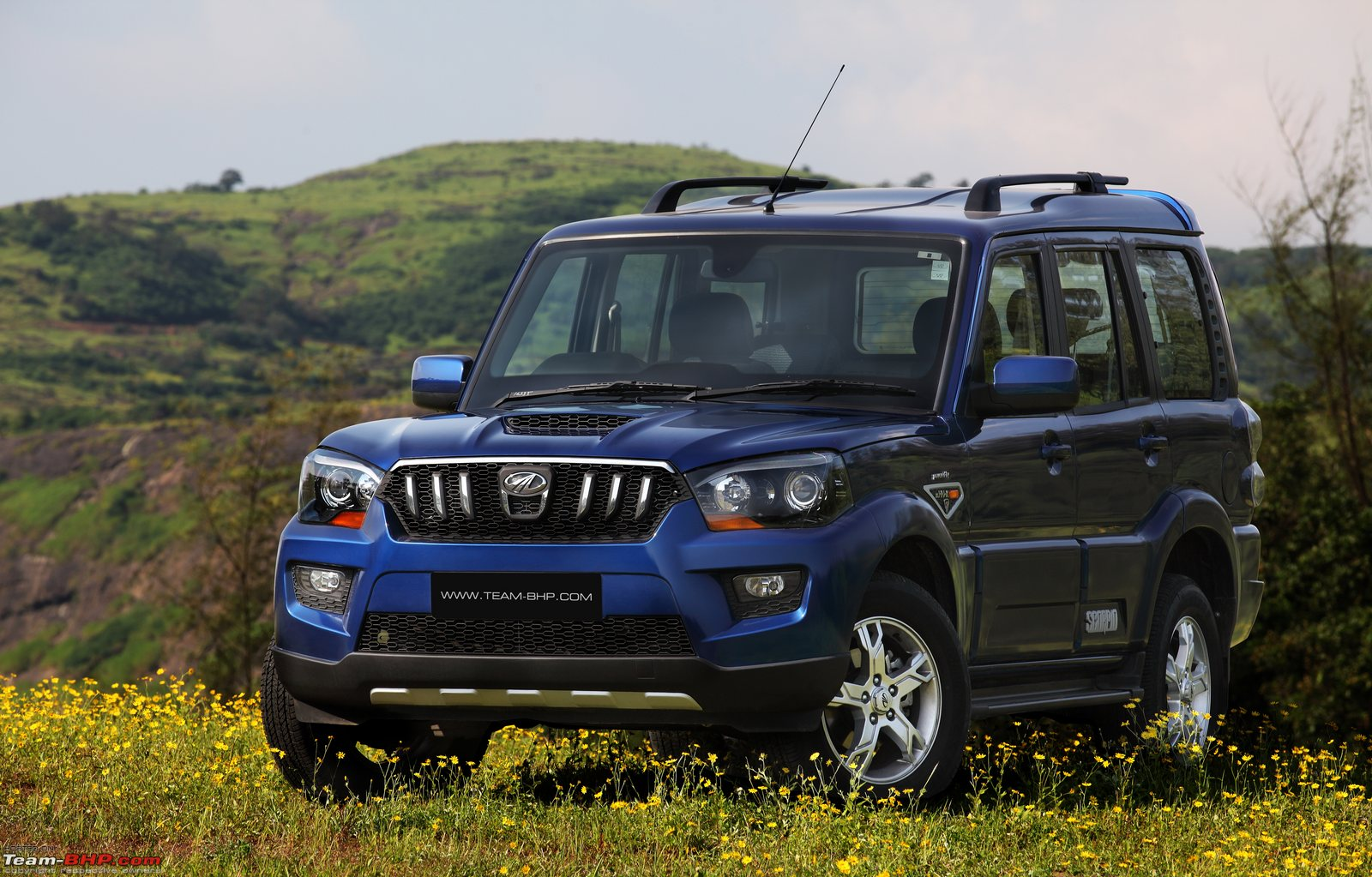 Mahindra Scorpio Official Review Team Bhp