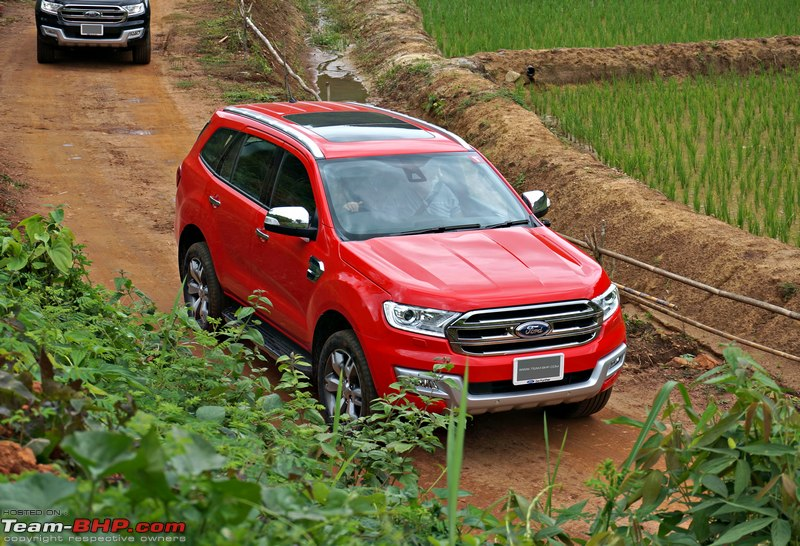 It Feels Equally At Home Here In The Wild As Well Parking Lot Of A Luxury Shopping Complex Ford Please Do Offer This Colour India