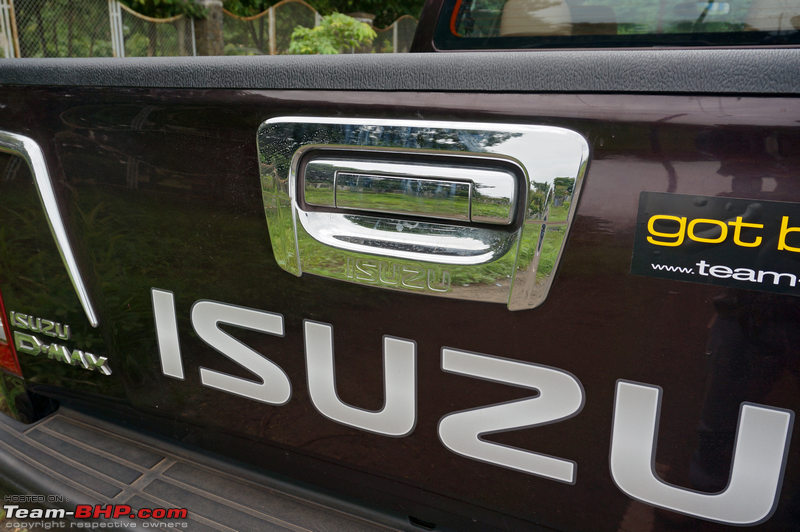 Isuzu D-Max V-Cross : Official Review - Team-BHP